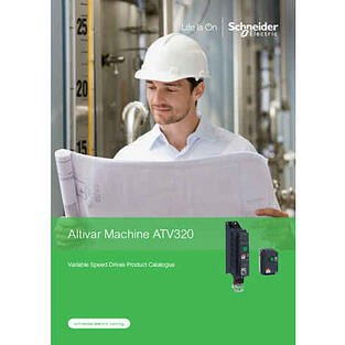 Schneider ATV320 Free eBook | Catalogue Download